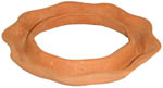 Terracotta Light Ring for Scented Oils
