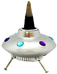 Backflow Cone Burner: Little Flying Saucer (NEW)