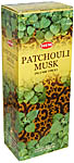 (SET OF 6) Patchouly-Musk incense, 20 Grams