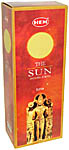 (SET OF 6) The Sun incense, 20 Grams