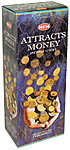 (SET OF 6) Attracts Money incense, 20 Grams
