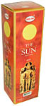(SET OF 25) The Sun, 8 Gram Incense