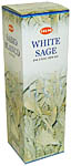 (SET OF 25) White Sage, 8 Gram Incense