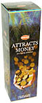 (SET OF 25) Attracts Money, 8 Gram Incense