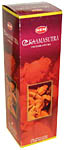 (SET OF 25) Kaamasutra, 8 Gram Incense