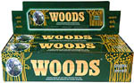 Woods incense, 32 grams (20 sticks)