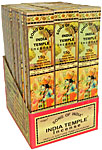Mini Song of India Incense Kit, 15 gm packs (set of 24)
