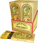 LARGE Song of India Incense Display, 60 gm packs