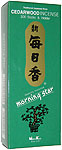 MorningStar Incense, 200 Sticks: Cedarwood