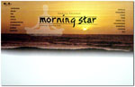 Header Sign for MorningStar Display