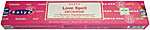Love Spell incense, 15 grams (SATYA)