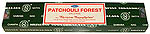 Patchouli Forest incense, 15 grams
