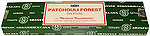 Patchouli Forest incense, 40 grams