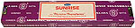 Sunrise incense, 15 grams