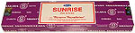 Sunrise incense, 40 grams