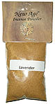 Powdered Incense: Lavender