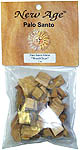 Resin Incense: Palo Santo Chips, 1 oz