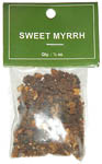 Resin Incense: Sweet Myrrh