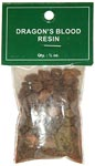 Resin Incense: Dragon's Blood resin chunks