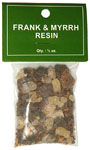 Resin Incense: Frankincense & Myrrh