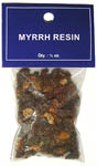 Resin Incense: Myrrh