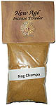 Powdered Incense: Nag Champa