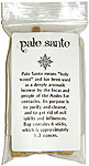 Palo Santo Wood, 6 sticks