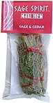 "Desert Sage & Cedar Smudge, 5"" packaged"