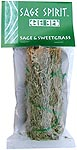 "Desert Sage & Sweetgrass Smudge, 5"" packaged"