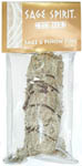 "Desert Sage & Pinon Smudge, 5"" packaged"