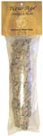 White Sage Smudge, 8 inch packaged