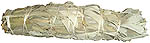 White Sage Smudge, 8 inch, UNpackaged