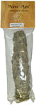 Large Feather Sage Smudge, 8 inch, packaged