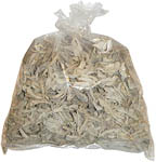 WHITE SAGE LEAF AND SPRIGS, 1 pound