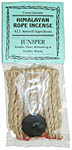 Tibetan Rope Incense: Juniper (20 ropes)