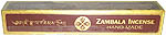 Zambala Tibetan Incense 6 inch, 25 sticks