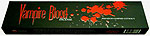 Vampire Blood Incense, 40 Gram