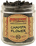 Wildberry CONES: Champa Flower