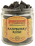 Wildberry CONES: Raspberry Rose