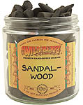 Wildberry CONES: Sandalwood