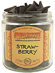 Wildberry CONES: Strawberry