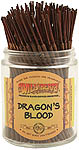 Wildberry Shortie Incense: Dragons Blood