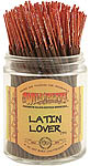 Wildberry Shortie Incense: Latin Lover