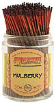 Wildberry Shortie Incense: Mulberry