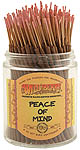 Wildberry Shortie Incense: Peace of Mind