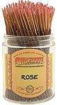 Wildberry Shortie Incense: Rose