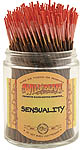 Wildberry Shortie Incense: Sensuality