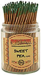 Wildberry Shortie Incense: Sweet Pea