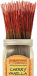Wildberry Incense Sticks: Cherry Vanilla