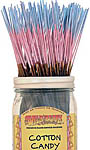 Wildberry Incense Sticks: Cotton Candy (NEW)